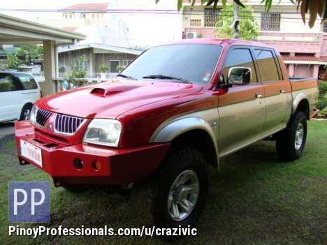 2006 Mitsubishi Strada Top Of The Line 4x4 Cars For Sale