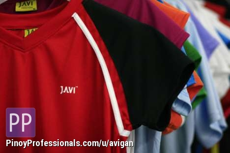 Sporting Goods - Customized Singlets, Dri Fit and Cotton Shirts