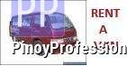 Car Rental - RENT A VAN