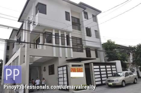 House For Bo Kapitolyo Pasig Brand New 3br Townhouse