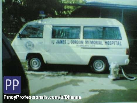 Misc Autos - AMBULANCE SET UP tel. 4258437*7752742