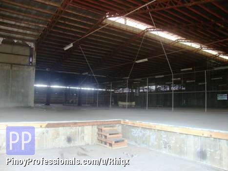 Office and Commercial Real Estate - Sucat Warehouse for lease 4300 sqm