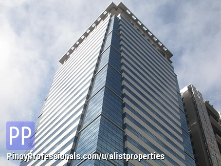 Office and Commercial Real Estate - Building for Sale - Fort BGC Bonifacio Global City