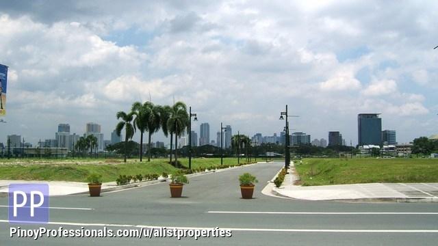 Land for Sale - Commercial Lot for Sale - Fort BGC Bonifacio Global City
