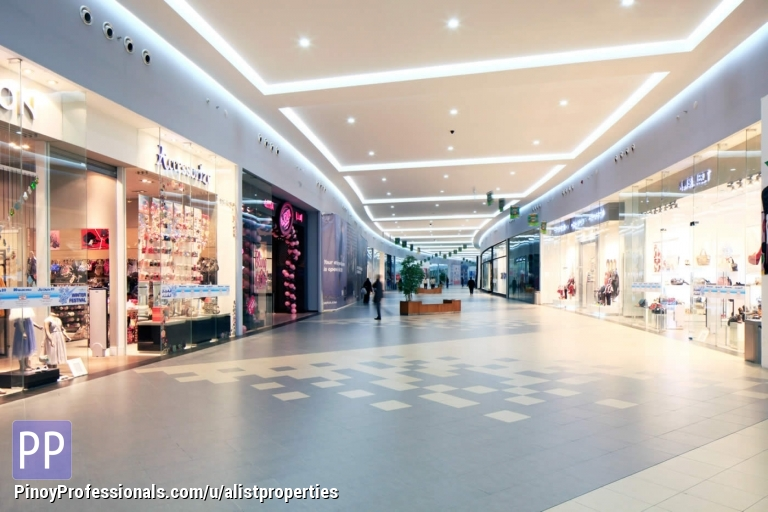 Office and Commercial Real Estate - Shopping Mall for Sale - Shaw Blvd. Mandaluyong