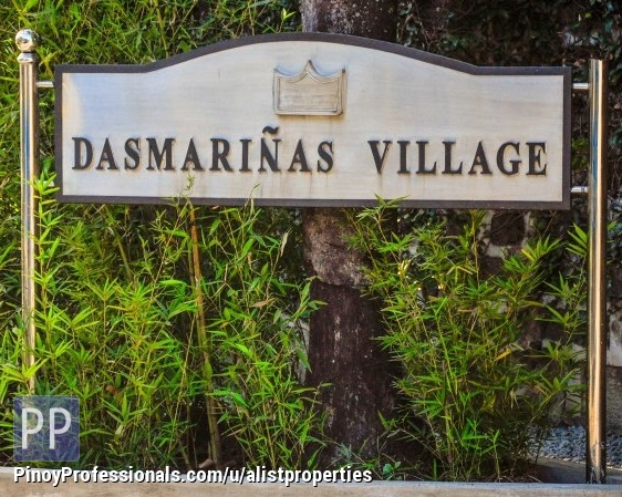 House for Sale - Dasmarinas Village Houses and Lots for Sale