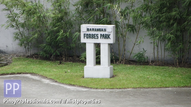 House for Sale - Forbes Park Makati Houses and Lots for Sale