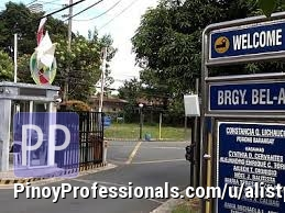 Land for Sale - Bel Air Village Makati Vacant Lots for Sale