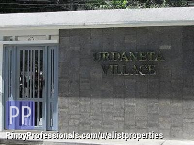 House for Sale - Urdaneta Village Houses and Vacant Lots for Sale