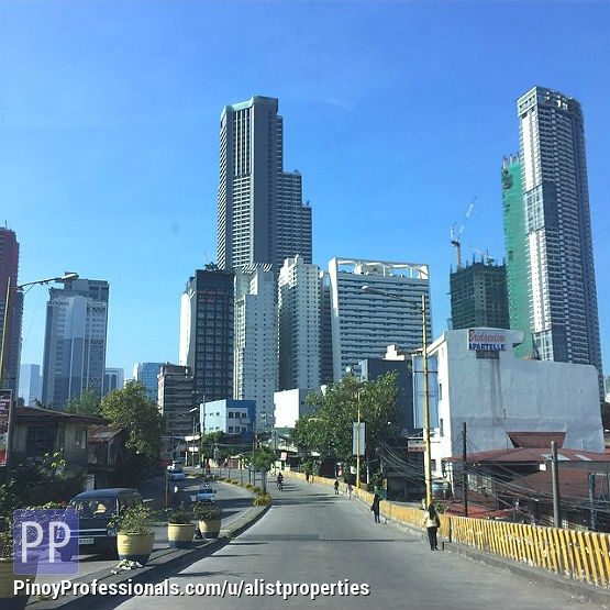 Office and Commercial Real Estate - Manila Bay, Pasay City Commercial Lots for Sale