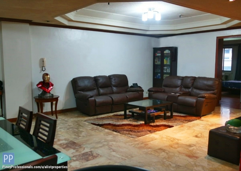 Apartment and Condo for Rent - 3BR Condo for Rent in Salcedo Village - Fully Furnished