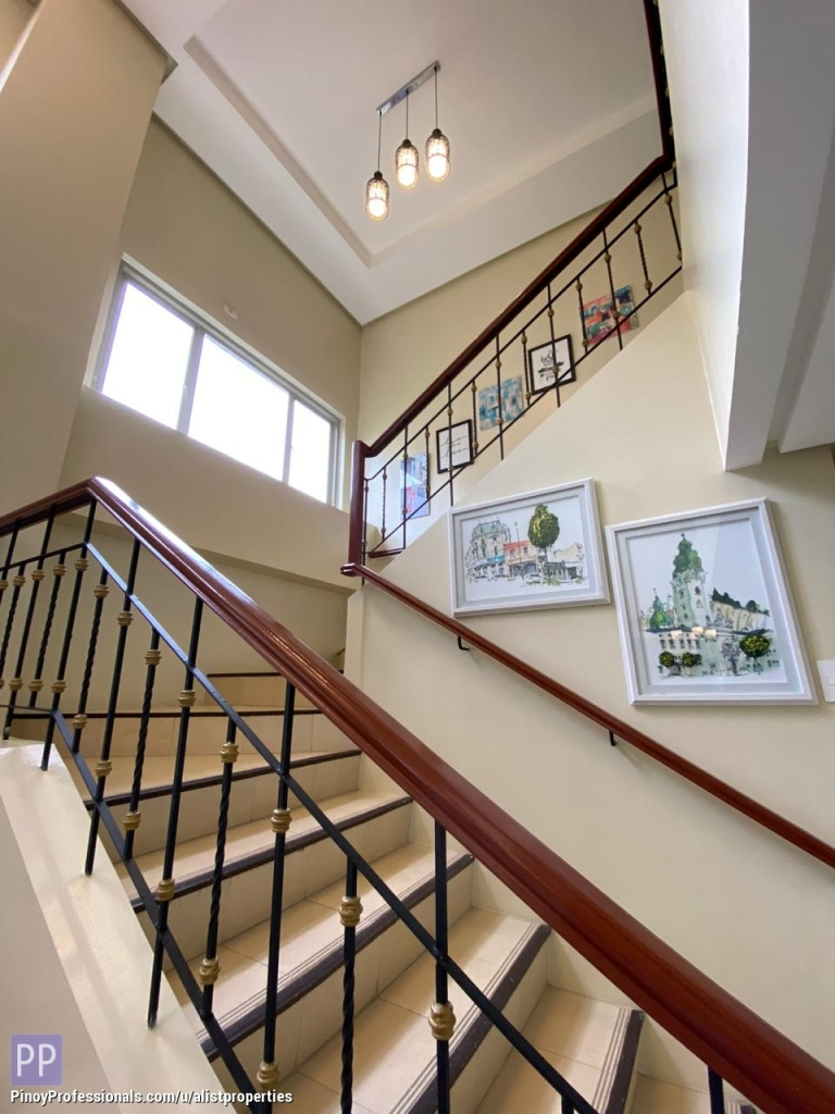 Apartment and Condo for Rent - 2 Storey Condo for Rent or Lease in Mckinley Hill Taguig