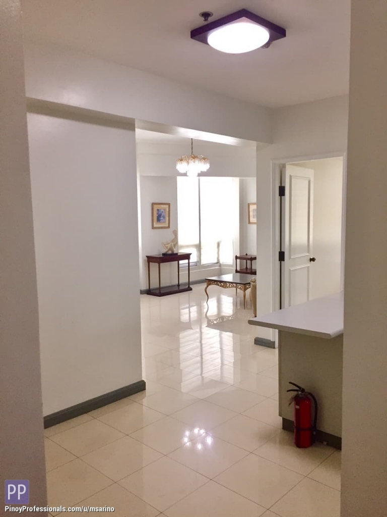 Apartment and Condo for Rent - Asia Tower 2-bedroom for Rent Makati City