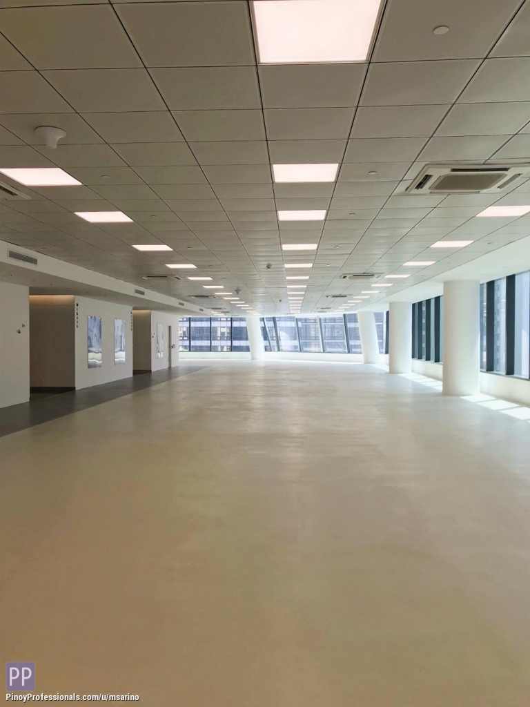 Office and Commercial Real Estate - Ayala Avenue Office 280sqm Makati City FOR LEASE