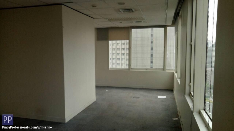 Office and Commercial Real Estate - PEZA 675sqm Ayala Avenue Office Makati City FOR LEASE