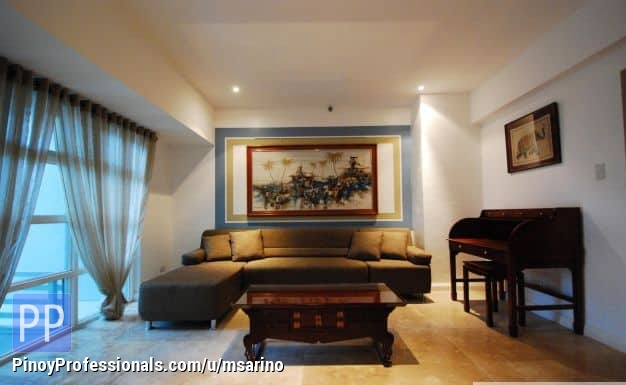 Apartment and Condo for Rent - One Lafayette Square 3BR Salcedo Village, Makati FOR RENT