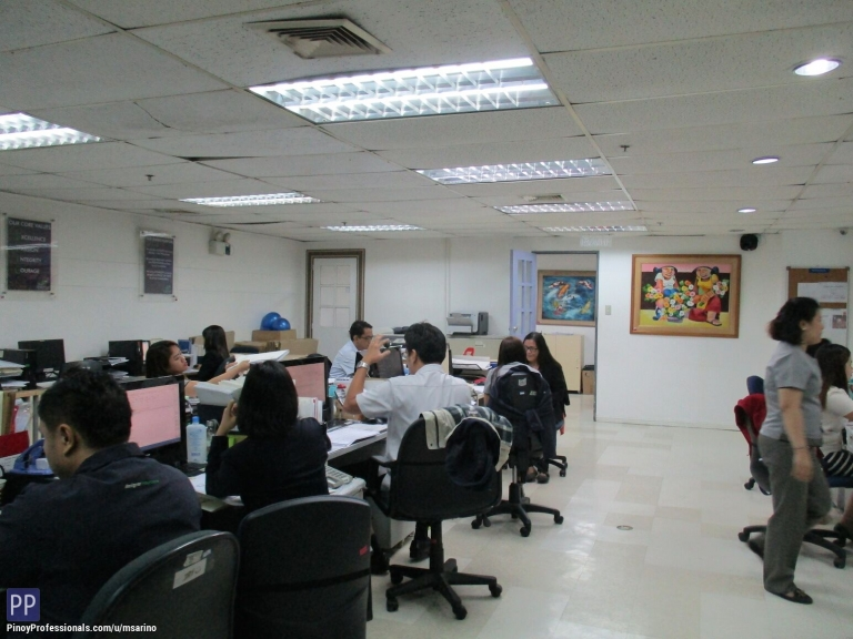 Office and Commercial Real Estate - 425sqm Makati Office Legaspi Village FOR LEASE LOCATION: Legaspi Village, Makati City