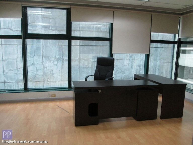 Office and Commercial Real Estate - 127sqm Salcedo Village Makati Office FOR LEASE