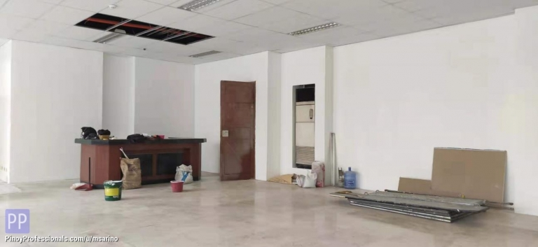 Office and Commercial Real Estate - 24/7 OFFICE FOR LEASE 150sqm Legaspi Village, Makati City Near Ayala Avenue