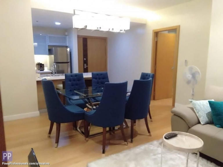 Apartment and Condo for Rent - 2BR Park Terraces - Tower 2 For Rent Makati City