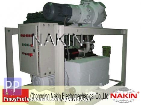 Arts and Crafts - Series NKVW Vacuum pump sets