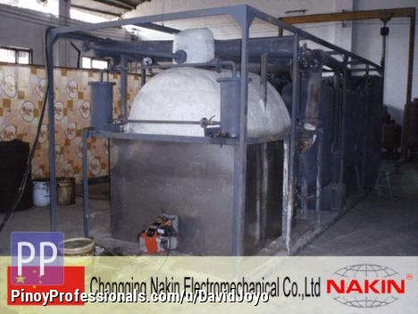 Arts and Crafts - Series JZC waste engine oil refinery equipment without chemicals