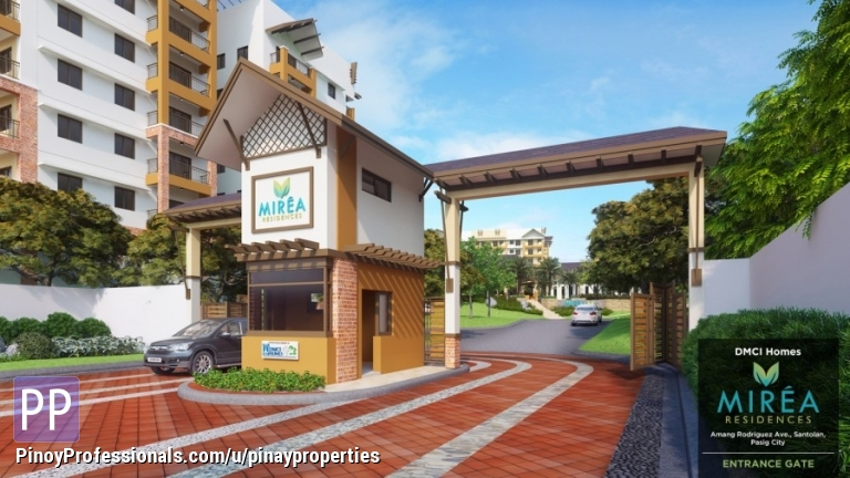 Apartment and Condo for Sale - For Sale 63sqm 2 Bedrooms DMCI Condo near UP Diliman, Ateneno No big Cash Out to Own