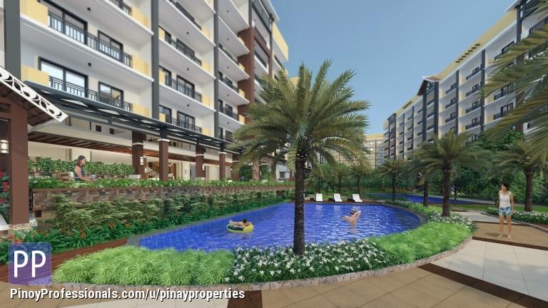 Apartment and Condo for Sale - For Sale 3 Bedrooms DMCI Condo in Las Pinas Area near City of Dreams, MOA