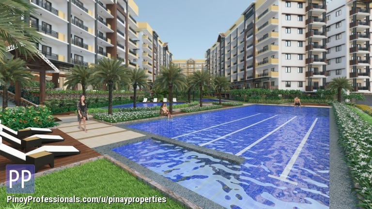 Apartment and Condo for Sale - For Sale2 Bedrooms DMCI Condo in Las Pinas Area near City of Dreams, MOA