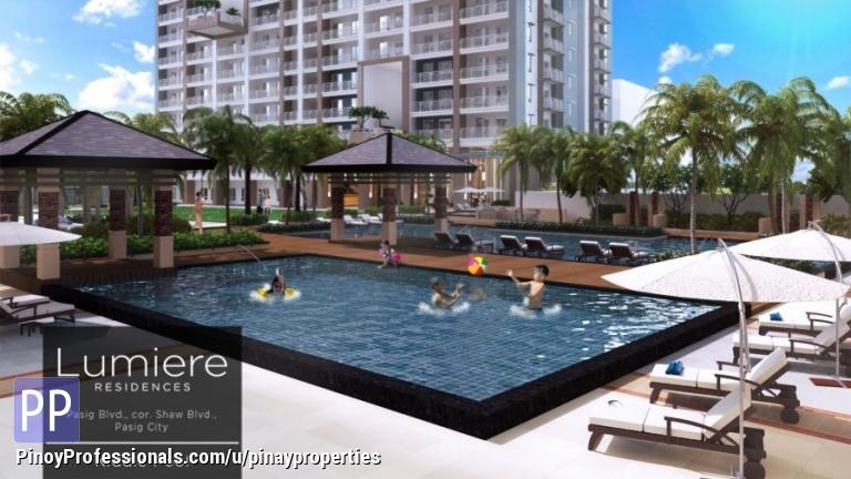 Apartment and Condo for Sale - 49sqm 2 Bedroom DMCI Condo along Shaw|For Sale Condo near BGC|Call 507.7285