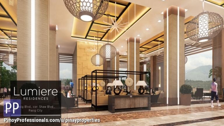 Apartment and Condo for Sale - FOR SALE 2 BEDROOMS 65SQM DMCI Condo near Kapitolyo, BGC, Megamall, Makati Call 5077285