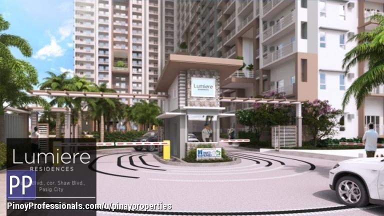 Apartment and Condo for Sale - FOR SALE 2 BEDROOMS 49SQM DMCI Condo near Kapitolyo, BGC, Megamall, Makati Call 5077285