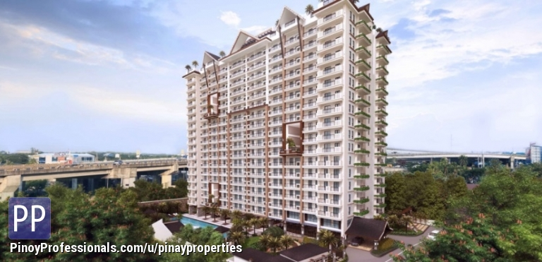 Apartment and Condo for Sale - FOR SALE 2 Bedrooms 56sqm DMCI Condo in Villamor Airbase Pasay near Resorts World Call 5077285