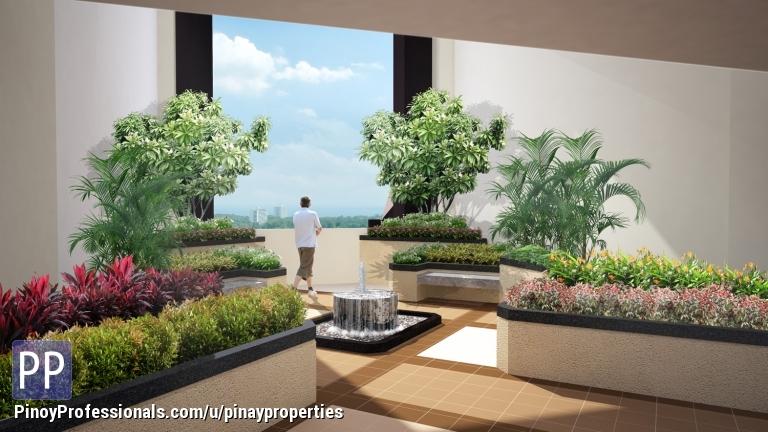 Apartment and Condo for Sale - FOR SALE 40SQM 1 BEDROOM DMCI CONDO IN EDSA-MUNOZ near Centris, Trinoma Call 507.7285