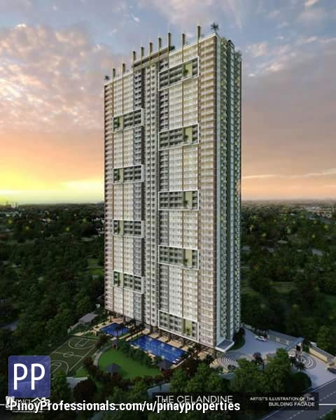 Apartment and Condo for Sale - FOR SALE 2 BEDROOMS 53SQM DMCI CONDO IN BALINTAWAK, QUEZON CITY NEAR CLOVERLEAF Call 507.7285