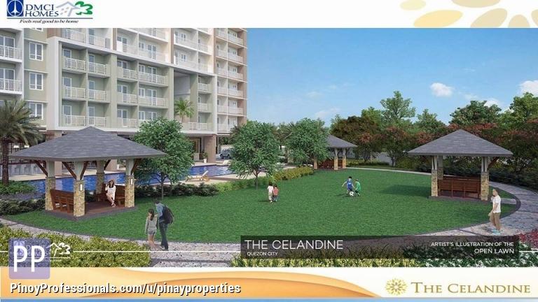 Apartment and Condo for Sale - FOR SALE 1 BEDROOM 32SQM DMCI CONDO IN BALINTAWAK, QUEZON CITY Call 507.7285