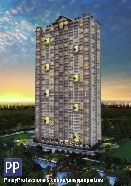 Apartment and Condo for Sale - DMCI Condo for Sale along Pasig Boulevard 1 Bedroom 28sqm near Tiendesitas, Ortigas, Kapitolyo Call 507.7285