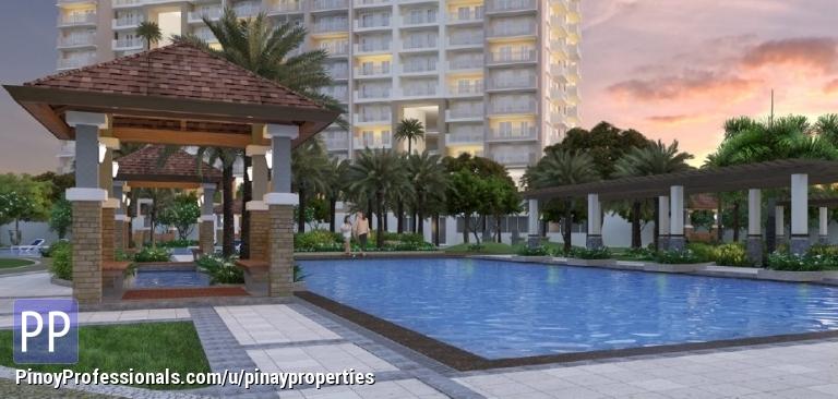 Apartment and Condo for Sale - DMCI Condo for Sale along Pasig Boulevard 1 Bedroom 34sqm near Tiendesitas, Ortigas, Kapitolyo Call 507.7285