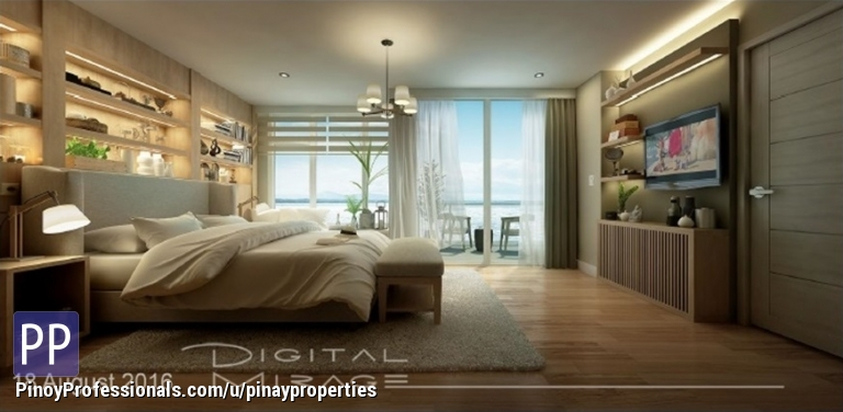 Apartment and Condo for Sale - 2 Bedrooms 100sqm DMCI Condo in Marina Bay Oak Harbor by DMCI Homes Call 507-7285