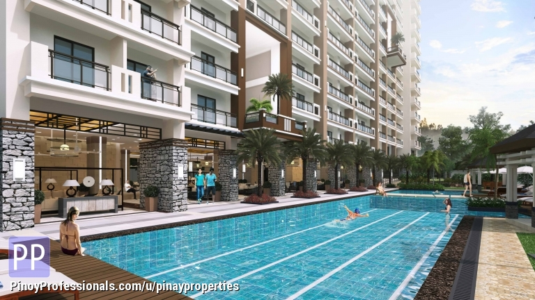 Apartment and Condo for Sale - FOR SALE UNIT603 2 BEDROOMS 56SQM DMCI Condo Across Villamor Golf Club Call 09052124238