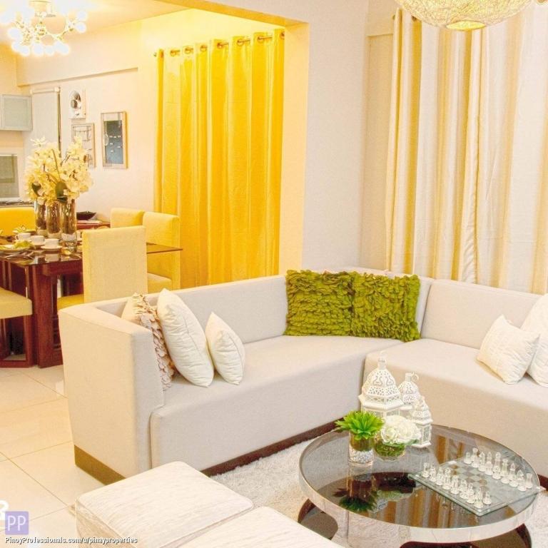 Apartment and Condo for Sale - Condo for Sale in Kapitolyo 2 Bedroom 53sqm Condo near SM Megamall, Ortigas Call 0905.212.4238