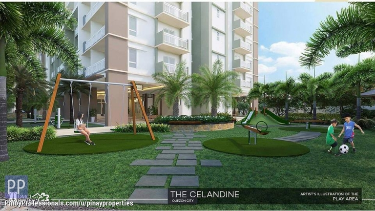 Apartment and Condo for Sale - Great Deal DMCI Condo in Quezon City 1 Bedroom 31sqm Condo near Cloverleaf Invest Now! 0905.212.4238