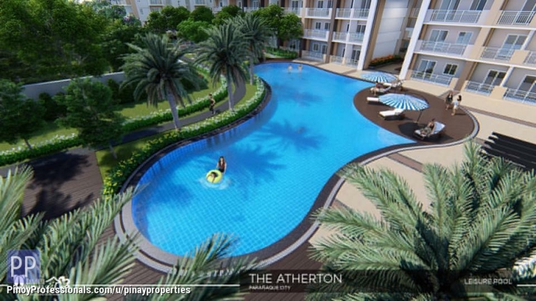 Apartment and Condo for Sale - Invest While Young! Perpetual Ownership Condo in Sucat Paranaque 2 Bedroom Call 0905.212.4238