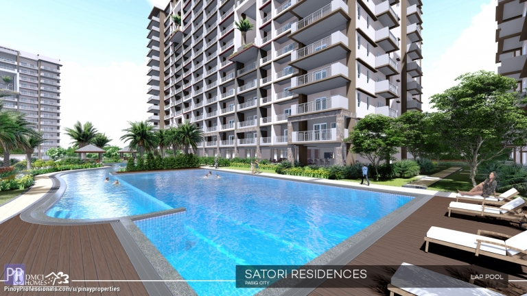 Apartment and Condo for Sale - Condo for Sale near Miriam College|DMCI Condo in Santolan Pasig|1 Bedroom 27sqm
