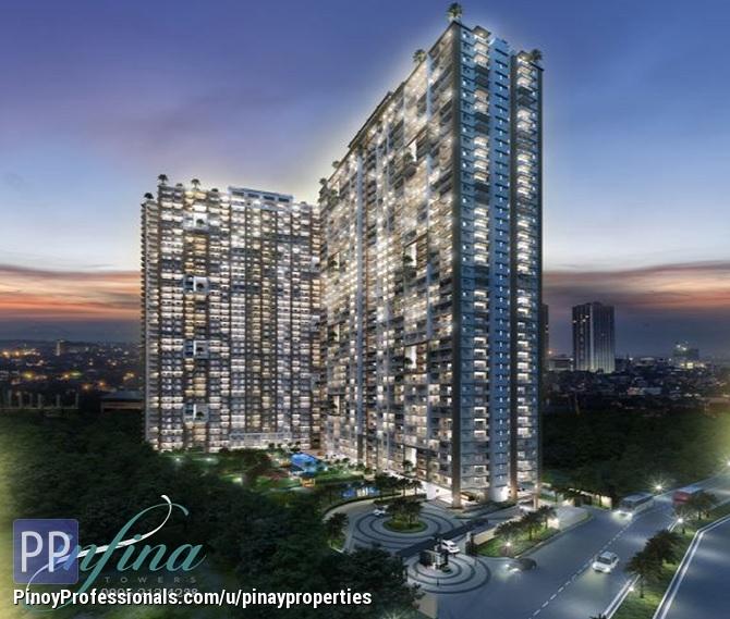 Apartment and Condo for Sale - 2 Bedroom Condo near Ali Mall|DMCI Condo along Aurora Boulevard|No Spot Down to Own!