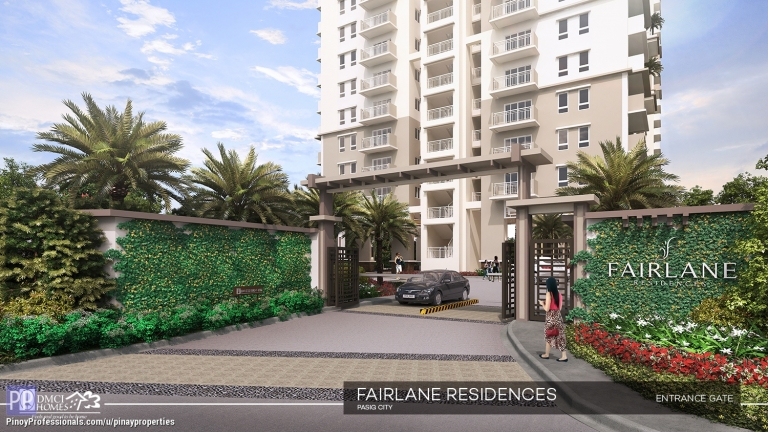 Apartment and Condo for Sale - Condo for Sale in Kapitolyo Pasig|2 Bedrooms 53sqm Fully Finished|DMCI Condo soon 12mins to BGC