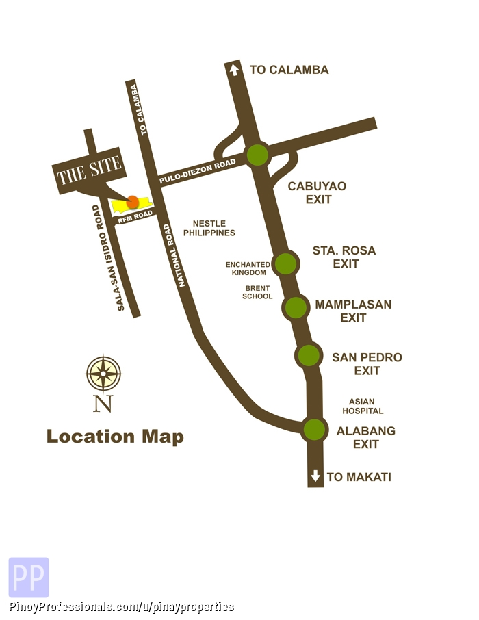 Land for Sale - Lot for Sale in Cabuyao Laguna|DMCI Homes Property|130sqm Lot for Sale 45mins to Makati