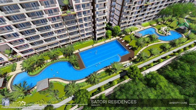 Apartment and Condo for Sale - DMCI Homes Condo for Sale|Condo near Ateneo Eastwood|3 Bedroom 78sqm