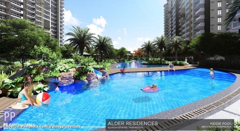 Apartment and Condo for Sale - Best Deal 67sqm 2 Bedroom DMCI Condo in Acacia Estates Taguig near Mckinley, BGC, Makati CBD