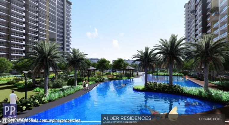 Apartment and Condo for Sale - Best Deal Condo in Acacia Estates Taguig 84sqm 3Bedrooms Few Mins to Mckinley Hill, BGC, Makati CBD